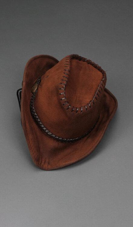 COFFEE BROWN COWBOY HAT