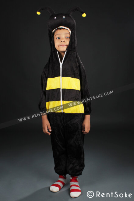 HONEY BEE BLACK COSTUME