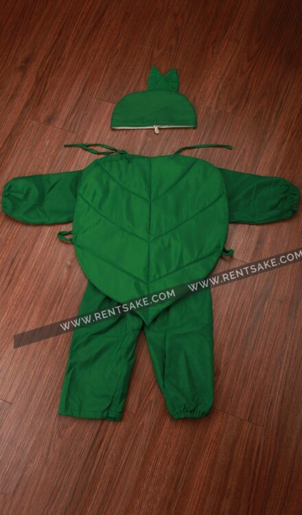 SPINACH LEAVES COSTUME