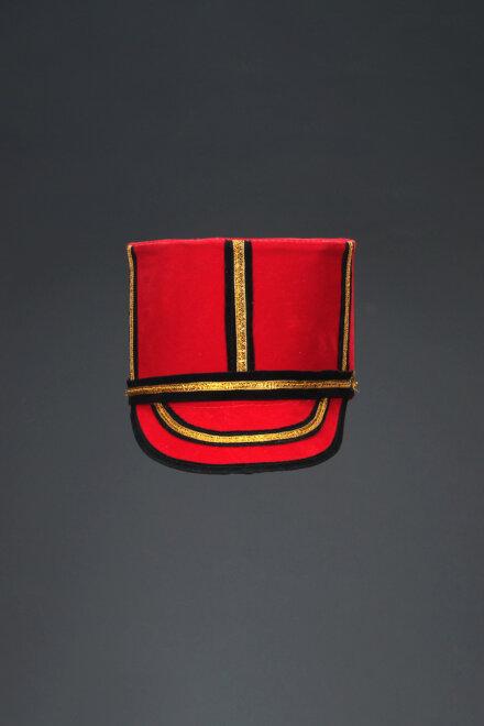 MANGAL PANDEY RED HAT