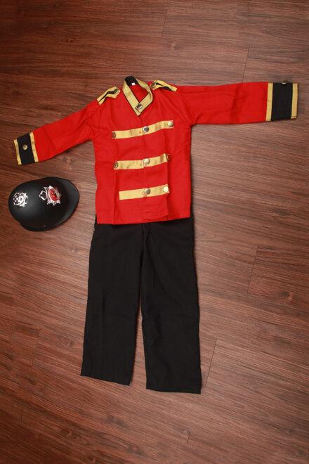 BRITISH POLICE COSTUME