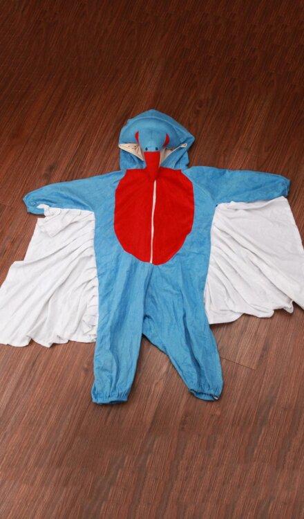 BLUE BIRD COSTUME