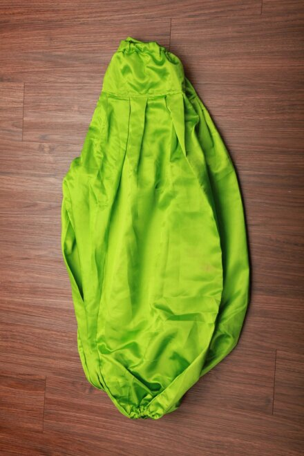 GREEN HAREM PANT