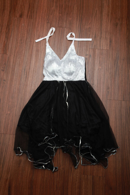SALSA BLACK DRESS