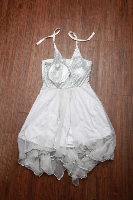 SALSA WHITE DRESS
