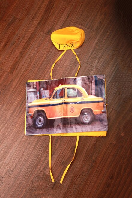TAXI COSTUME