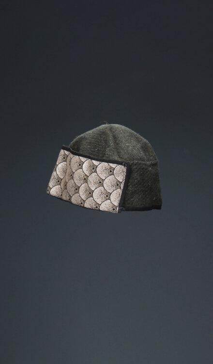 GREEN NALAYN HAT