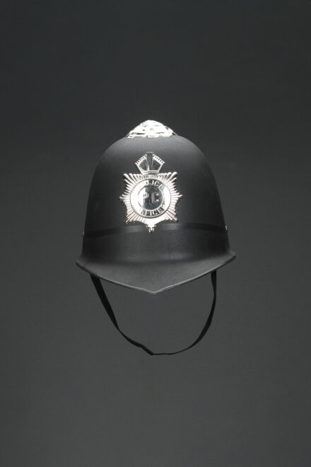 BRITISH POLICE HAT