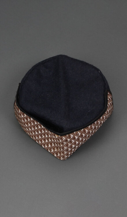 BLUE NALAYN HAT